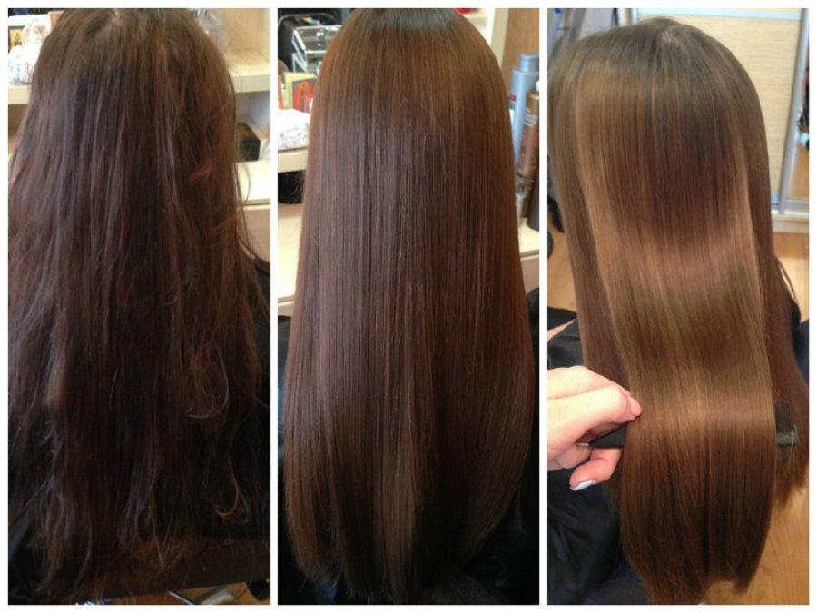 Эффект ботокса для волос в домашних условиях