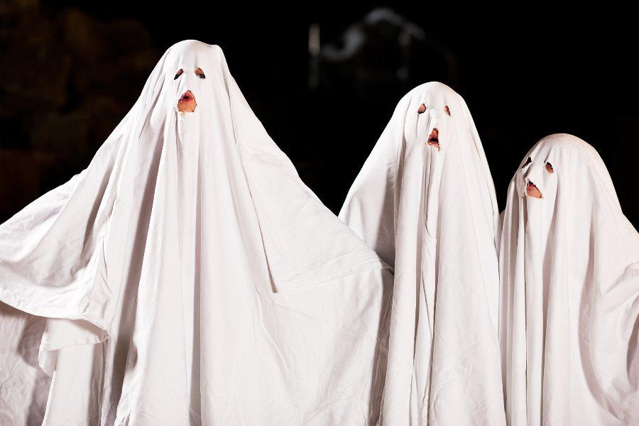 Как можно сделать костюм на Хэллоуин