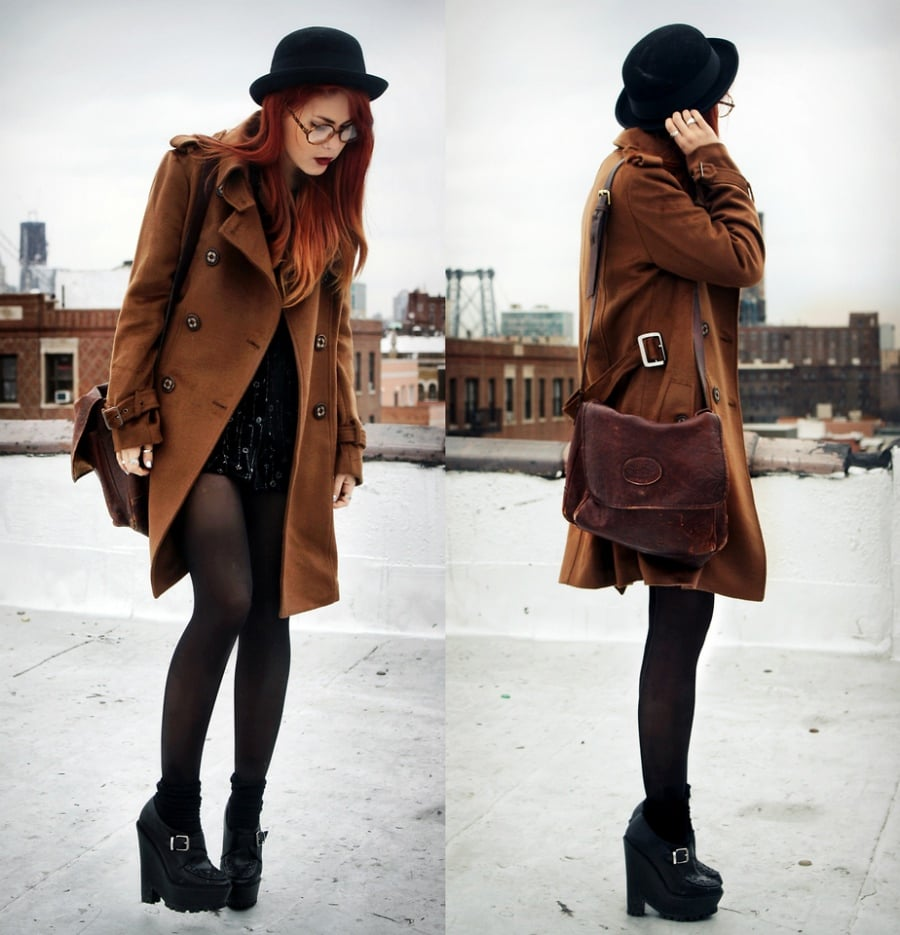 Как выбрать демисезонное пальто женское