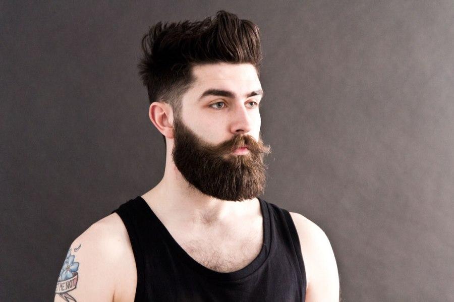 Какая борода в моде