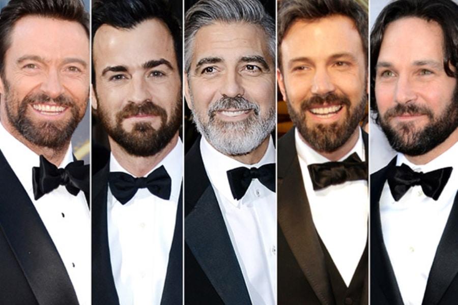 Какие бороды сейчас в моде на фото