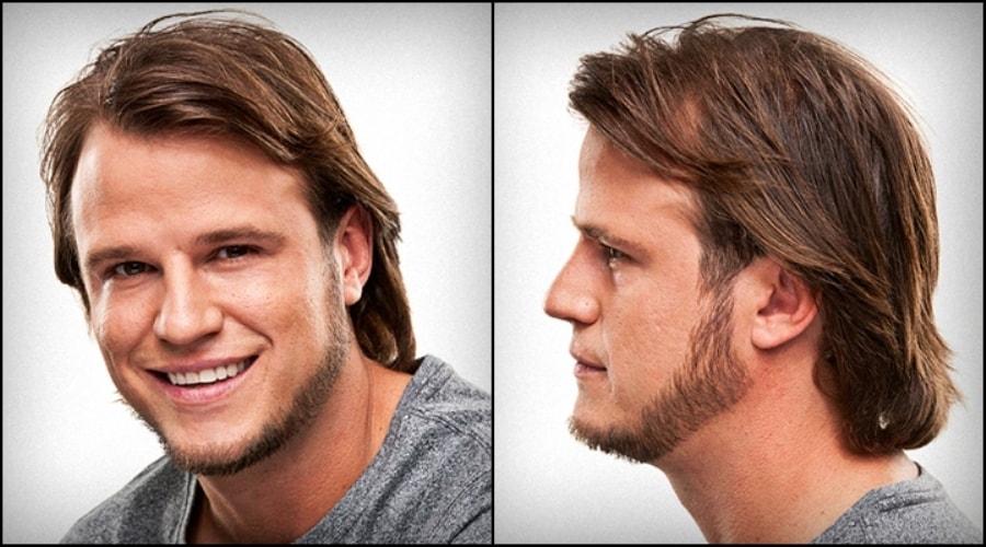 Прически бороды без усов