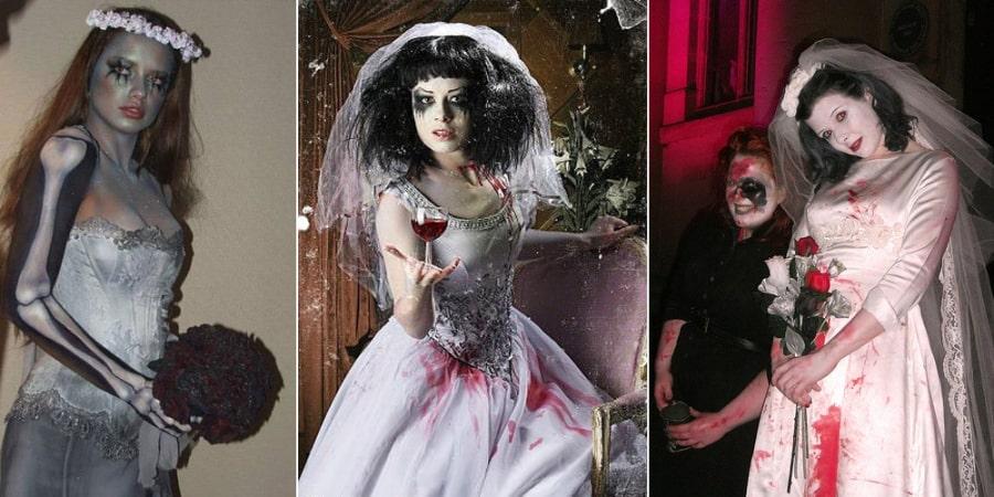 Костюм на Хэллоуин своими руками для девушки
