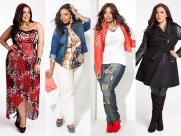 Мода осень зима для полных женщин