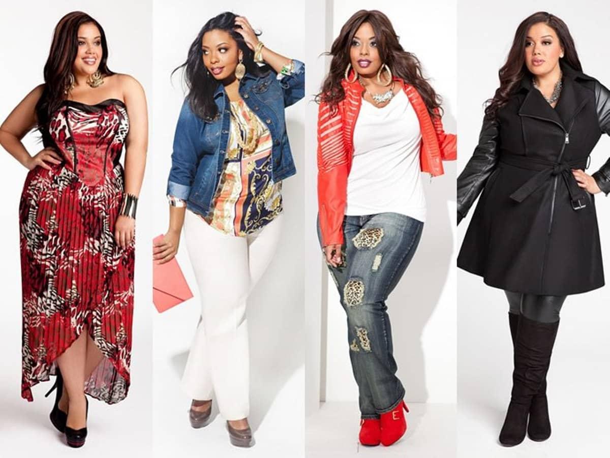 Как одеваться полным девушкам невысокого роста фото