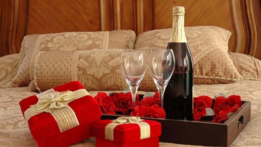 Подарок на День влюбленных мужчине