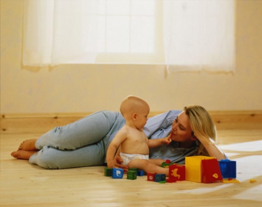 Питание и развитие шестимесячного ребенка