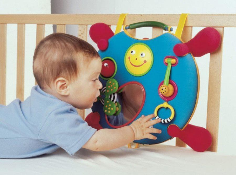 Игры с ребенком в 11 месяце