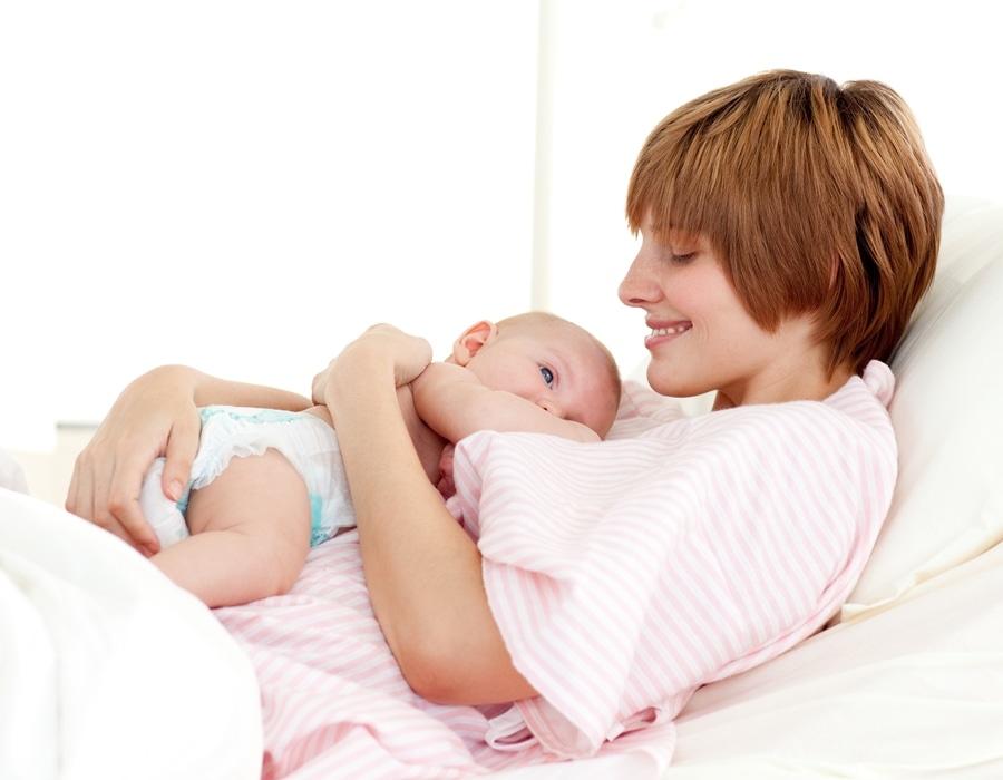 Как наладить режим новорожденного
