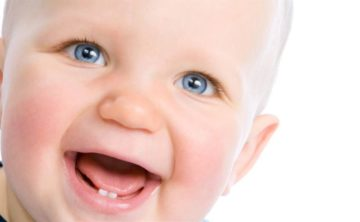 Как растут зубы у младенцев