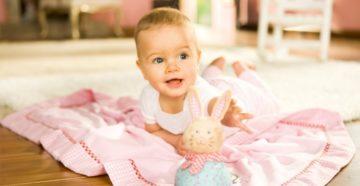 Как развить ребенка в 5 месяцев
