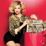 Какой сделать маникюр под леопардовое платье