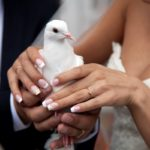 25 фото маникюра под свадебное платье