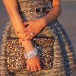 Цвет маникюр для вечернего платья