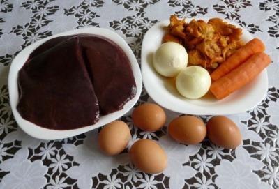 Рецепт приготовления печеночного паштета