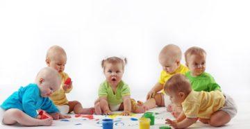 Развитие и питание ребенка в 7 месяцев