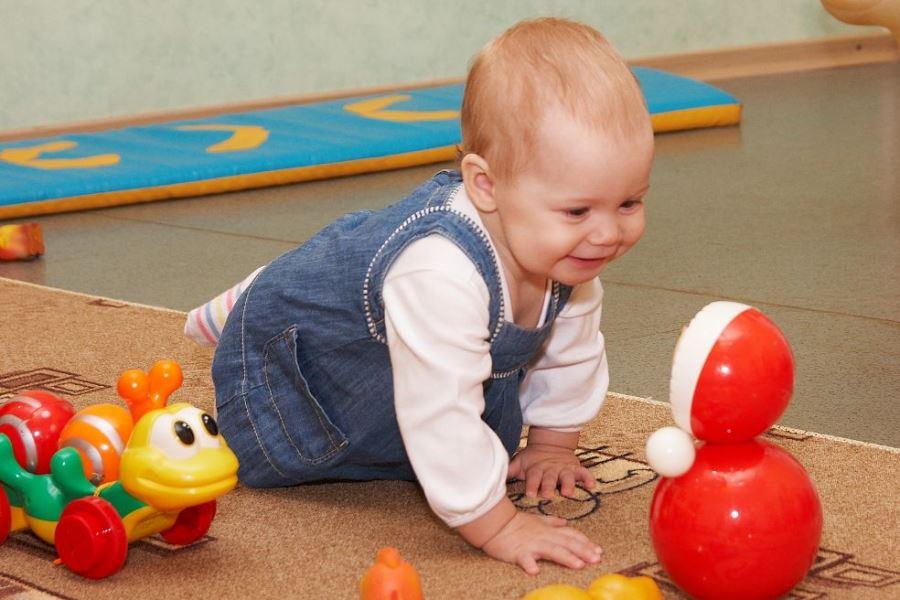 Шестой месяц развития ребенка