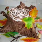 Рецепт приготовления торта «Трухлявый пень»