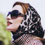 Как красиво можно завязать платок на голове