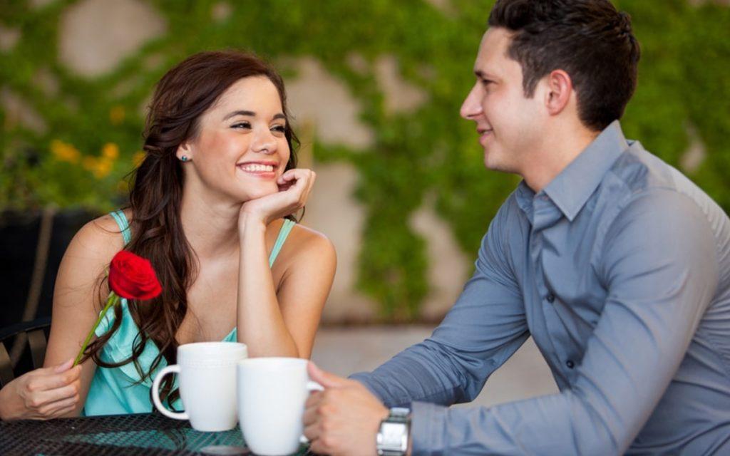 поведение мужчины на первых этапах знакомства