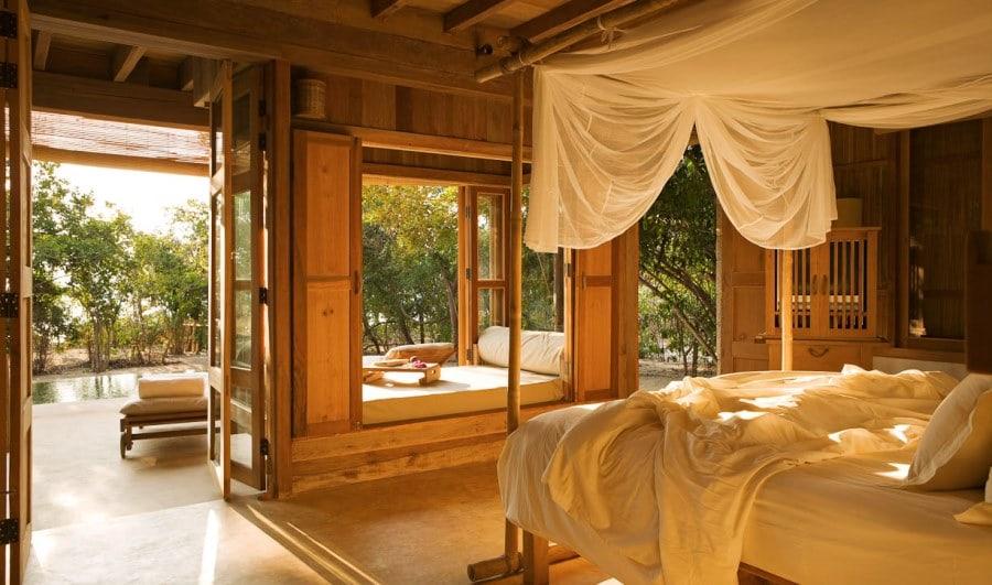 Какой должна быть спальня по фен-шую