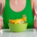 Эффективная диета для похудения весной