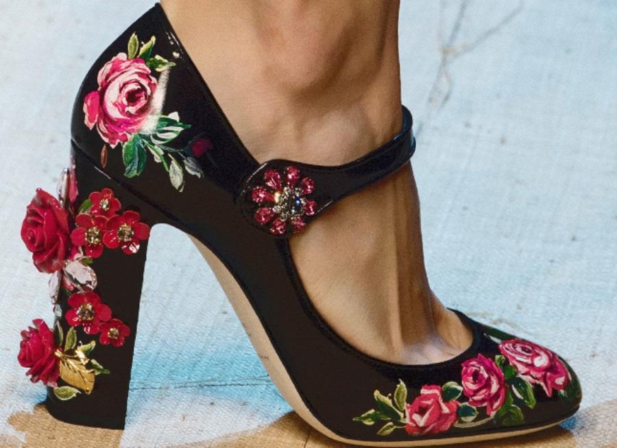Модная женская обувь на весну