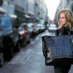 Модные кожаные сумки для женщин