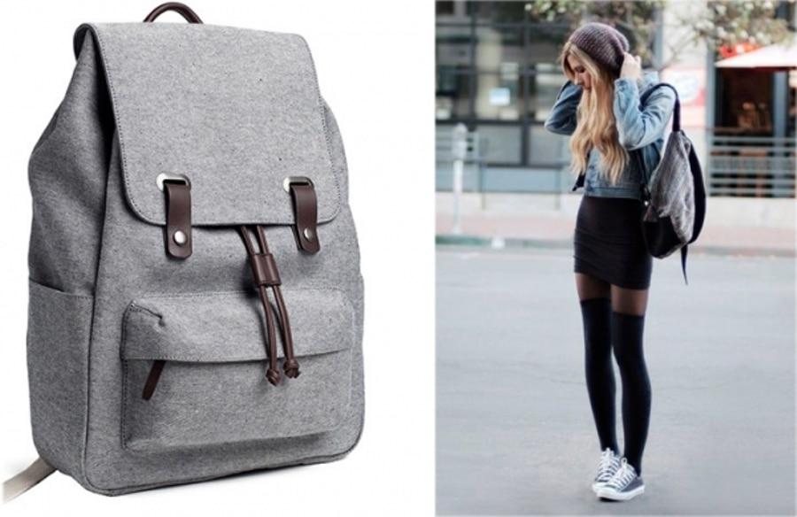 Модные женские рюкзаки