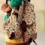 Модные женские рюкзаки: фото