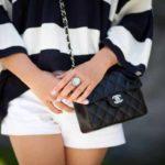 Модные женские сумочки через плечо: фото