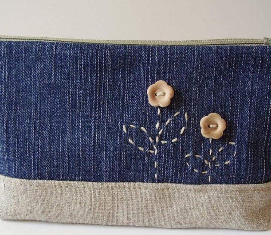 Сумочки из ткани своими руками