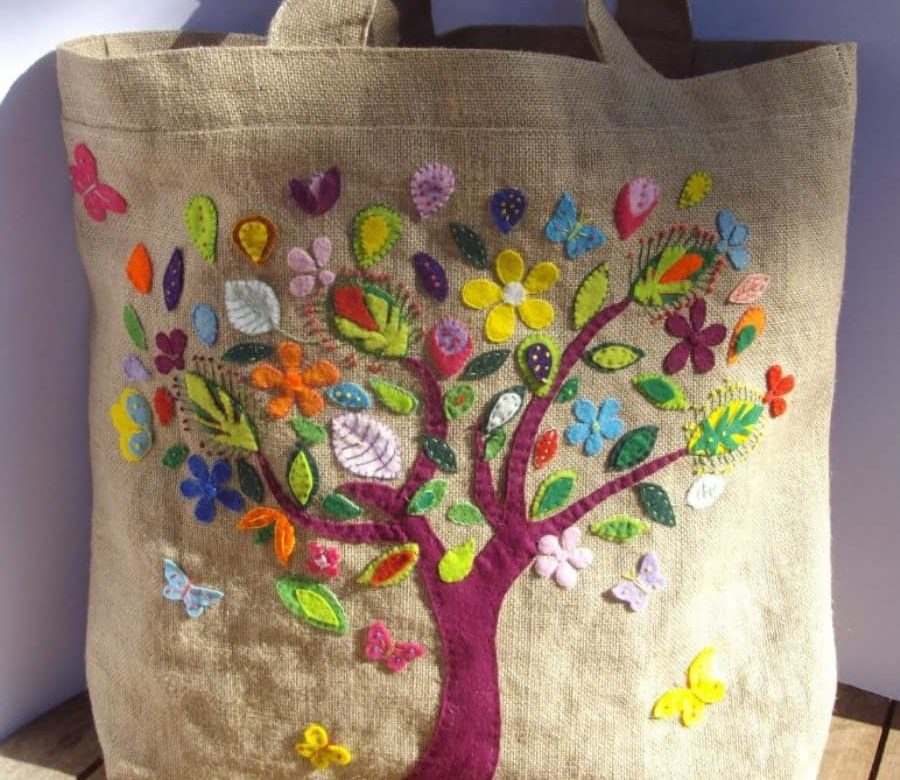 Дерево своими руками сумка 41