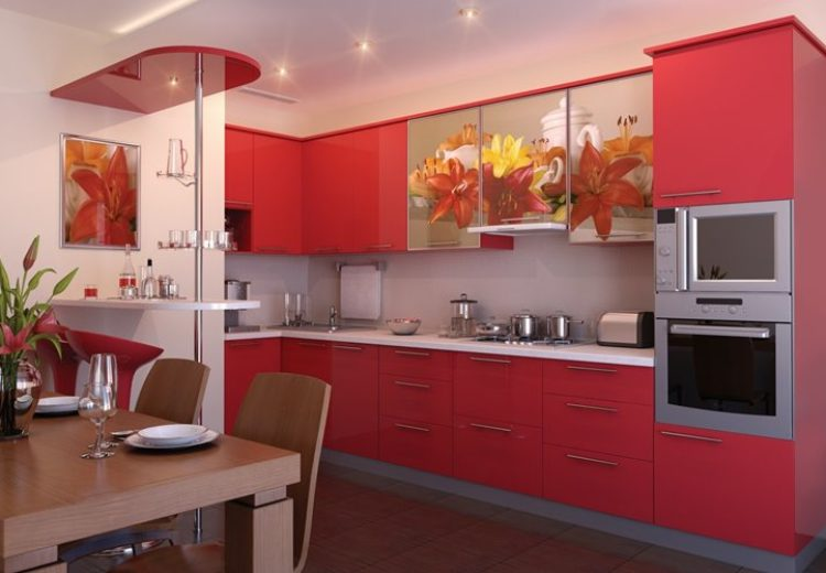 Интерьер кухни по фен-шуй