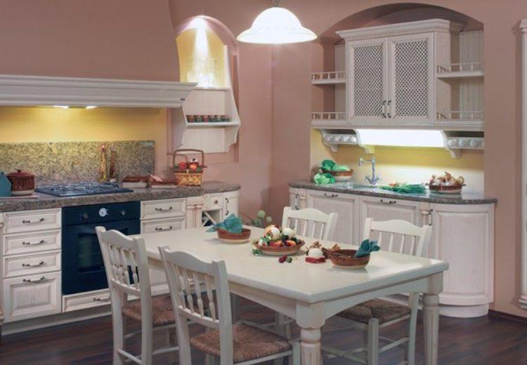 Расположение кухни по фен-шуй