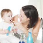 Правила ухода за зубами у детей