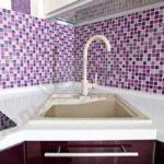 Стеклянная и керамическая плитка-мозаика для ванной: модули, панно, растяжки