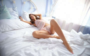 В постель, как на пытку