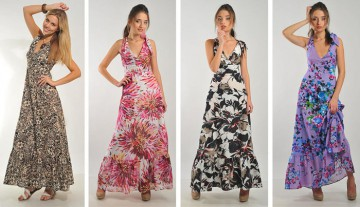 Модные сарафаны 2014