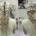 Мастер-класс плетение кос