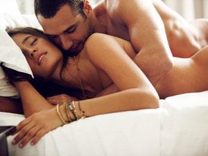 Секс в пастели мужчины и женщины