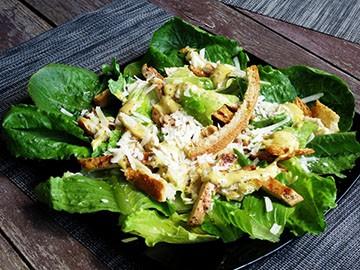 салат цезарь с курицей оригинальный рецепт