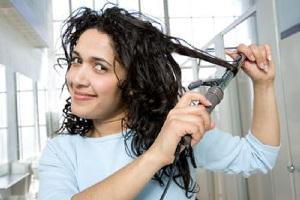 Уход за волосами с химией