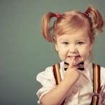 Детские прически на короткие волосы за 5 минут