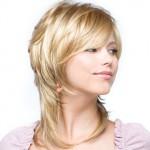 Каскадные стрижки на средние волосы: освежающие образ и дарящие уверенность
