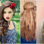 Французские, ажурные, свадебные и другие косы на длинные волосы своими руками