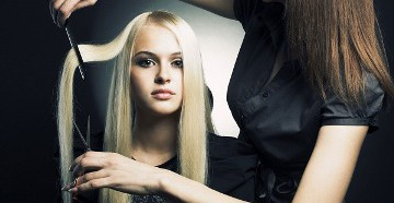 креативные стрижки на длинные волосы