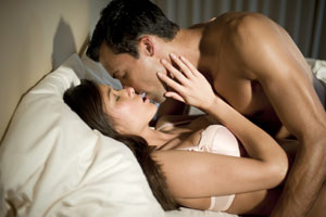 Секс между овном и весами