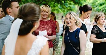 поздравления в день свадьбы для невесты и жениха от родных и гостей