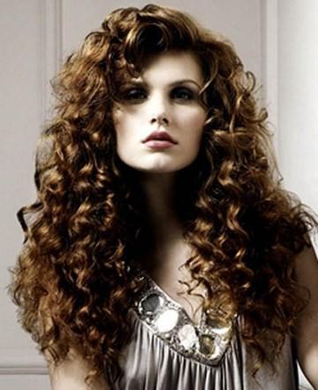 прически с кудрями на длинные волосы